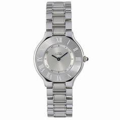 Cartier Must 21 W10109T2 Quartz Watch