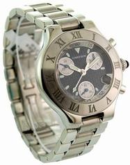 Cartier Must 21 W10172T2 Ladies Watch
