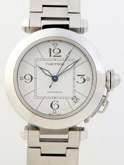 Cartier Pasha W31074M7 Mens Watch