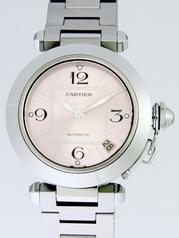 Cartier Pasha W31075M7 Mens Watch