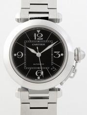 Cartier Pasha W31076M7 Mens Watch
