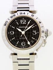 Cartier Pasha W31079M7 Mens Watch