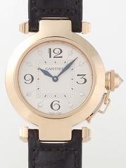 Cartier Pasha WJ11891G Mens Watch