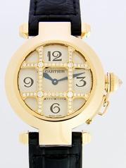 Cartier Pasha WJ11951G Mens Watch