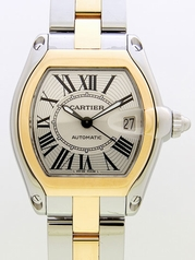 Cartier Roadster W62031Y4 Mens Watch