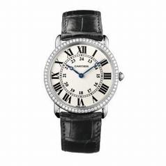 Cartier Ronde Louis WR000551 Mens Watch