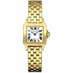 Cartier Santos Demoiselle W25063X9 Ladies Watch