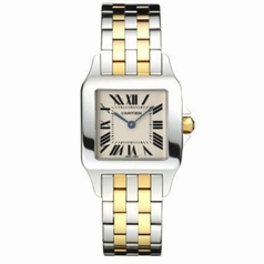 Cartier Santos Demoiselle W25067Z6 Midsize Watch
