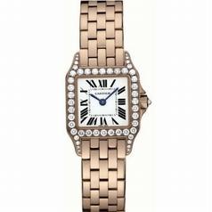 Cartier Santos Demoiselle WF9008Z8 Ladies Watch