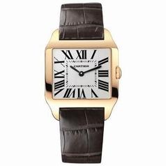 Cartier Santos Dumont WH100251 Midsize Watch