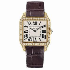 Cartier Santos Dumont WH100451 Midsize Watch