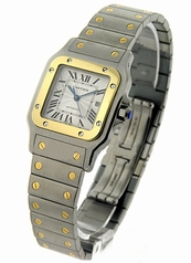 Cartier Santos W20058C4 Mens Watch
