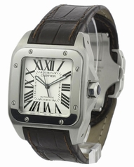 Cartier Santos W20073X8 Mens Watch