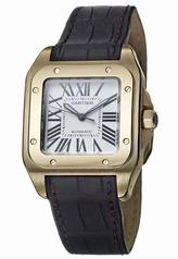 Cartier Santos W20112Y1 Mens Watch
