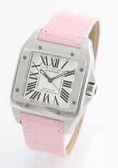 Cartier Santos W20126X8 Mens Watch