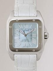 Cartier Santos W20132X8 Mens Watch
