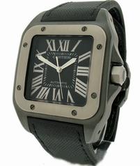 Cartier Santos W2020010 Mens Watch