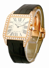 Cartier Santos WH100351 Mens Watch