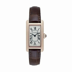 Cartier Tank Americaine W2607456 Ladies Watch