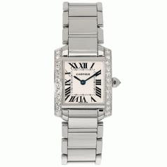 Cartier Tank Francaise WE1002S3 Ladies Watch