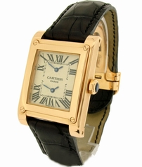 Cartier Tank W1537651 Mens Watch