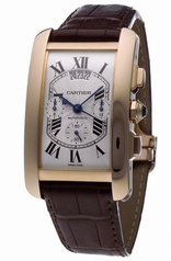 Cartier Tank W2610751 Mens Watch