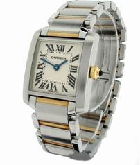 Cartier Tank W51007Q4 Mens Watch
