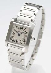 Cartier Tank W51011Q3 Mens Watch