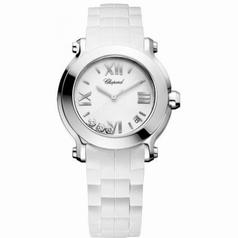 Chopard Happy Sport - Round 278475-3016 Ladies Watch