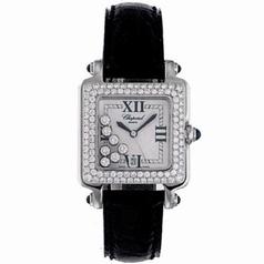 Chopard Happy Sport - Square 278361-2003 Ladies Watch