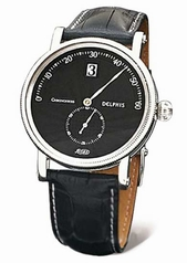 Chronoswiss Chronoscope Regulator CH 1423 black Mens Watch