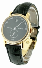 Chronoswiss Delphis CH1421R blk Mens Watch