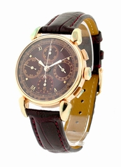 Chronoswiss Klassik Chronograph CH7401R bur Mens Watch