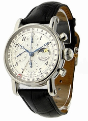 Chronoswiss Lunar Chronograph CH 7543 L Mens Watch