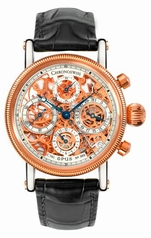 Chronoswiss Skeletonizing CH7522SR Mens Watch