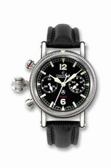 Chronoswiss Timemaster CH 7633 LE BK Mens Watch