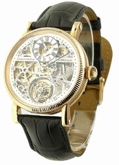 Chronoswiss Tourbillon CH3121SR Mens Watch