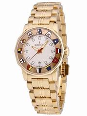Corum Admirals Cup 039-430-56-V780-PN44 Ladies Watch