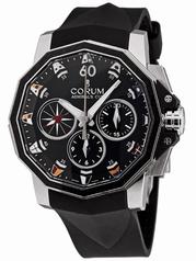 Corum Admirals Cup 986.691.11/ F371 AN92 Mens Watch
