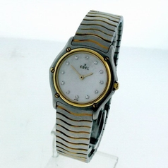 Ebel Classic Wave 181908 Ladies Watch