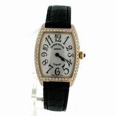 Franck Muller Cintree Curvex 1752 QZ D Ladies Watch