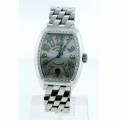 Franck Muller Conquistador 8005/SC/D/1R Mens Watch