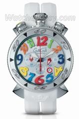 GaGa Milano Chrono 48MM 6050.1 Men's Watch