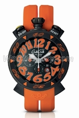GaGa Milano Chrono 48MM 6054.3 Unisex Watch