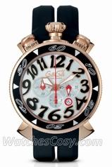 GaGa Milano Chrono 48MM 6056.6 Men's Watch