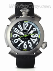 GaGa Milano Diving 48MM 5040.1 Men's Watch