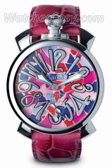 GaGa Milano Manuale 48MM 5010 MOSAICO 2 Ladies Watch