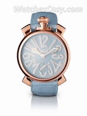 GaGa Milano Manuale 48MM 5011.3 Ladies Watch