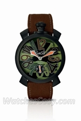 GaGa Milano Manuale 48MM 5012.5 Men's Watch