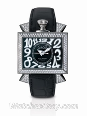 GaGa Milano Napoleone 6000 1D 2 Ladies Watch